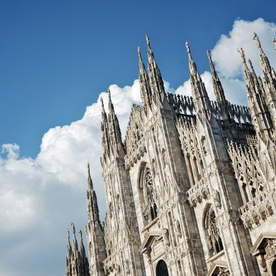 Milan- the Cathedral 01