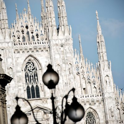 Milan- the Cathedral 02